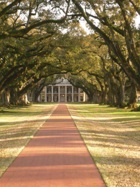 Oak Alley Plantation   New Orleans, LA