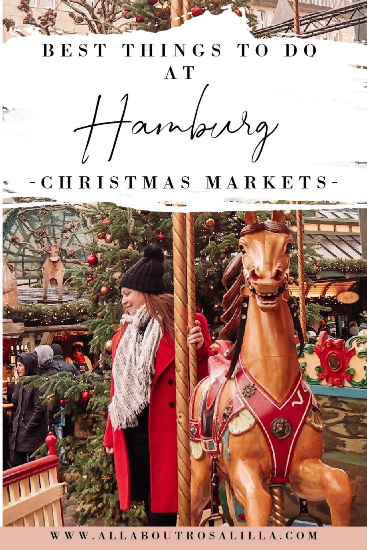 Hamburg Christmas 2020 Hamburg Christmas Markets   All About RosaLilla in 2020 | Marketing