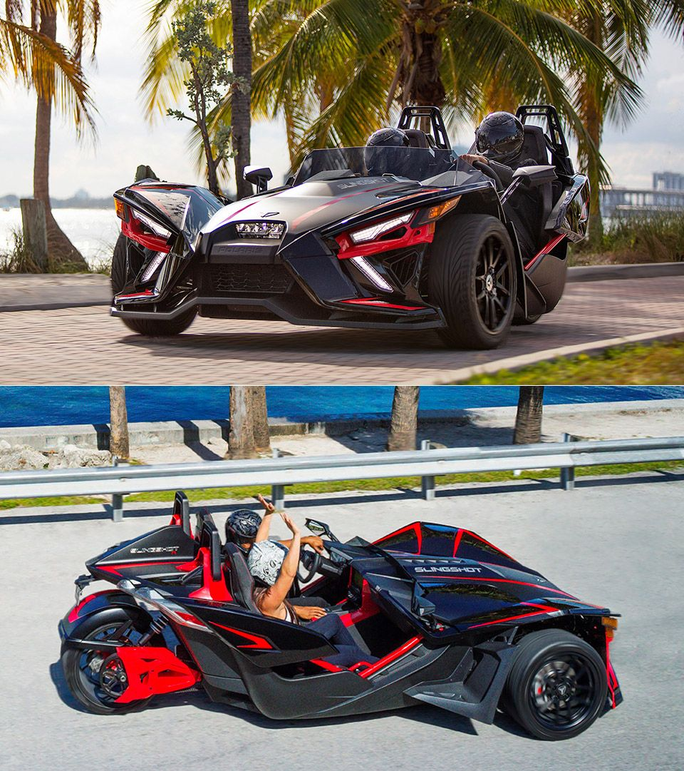 First look at a Polaris' streetlegal go kart... in 2020