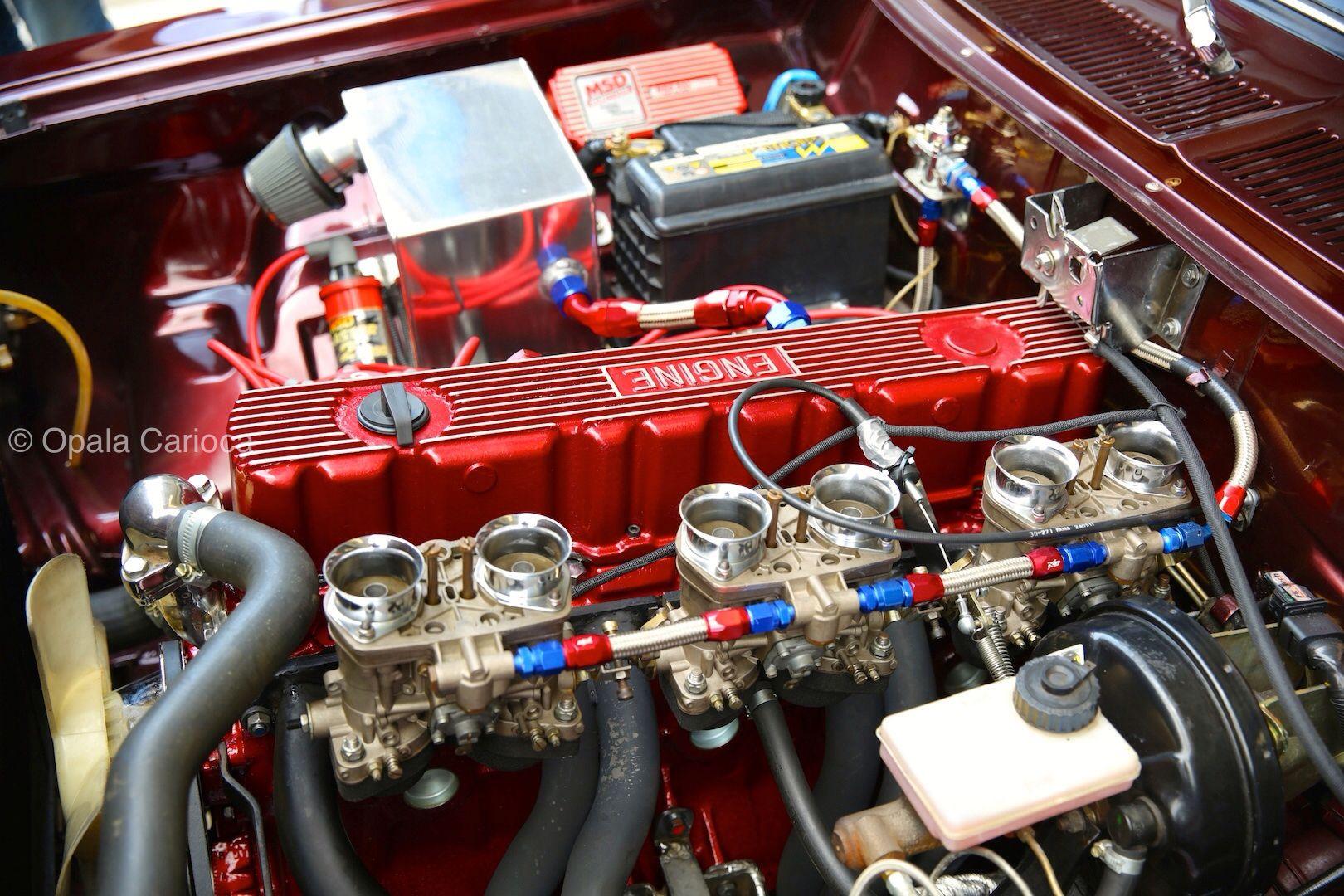 Motor do Opala Comodoro, categoria TO #312 de Fernando Leme