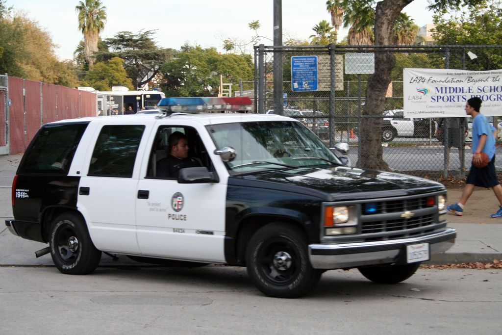 Lapd Chevrolet Suburban Chevrolet Suburban Police Cars Lapd