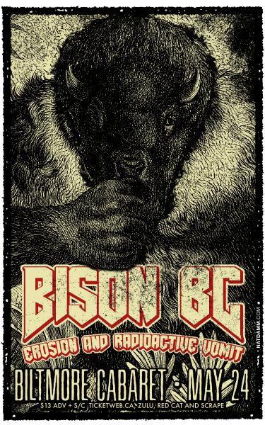 Bison B.C.