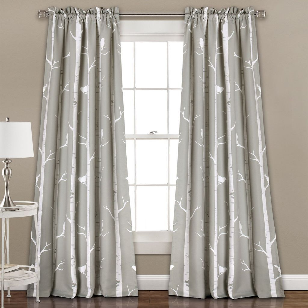 33 Modern Farmhouse Curtains For Living Room Decorating Ideas