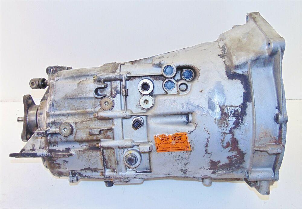Ad eBay) MANUAL TRANSMISSION 5 SPEED ZF S5D 320Z BMW E36 328