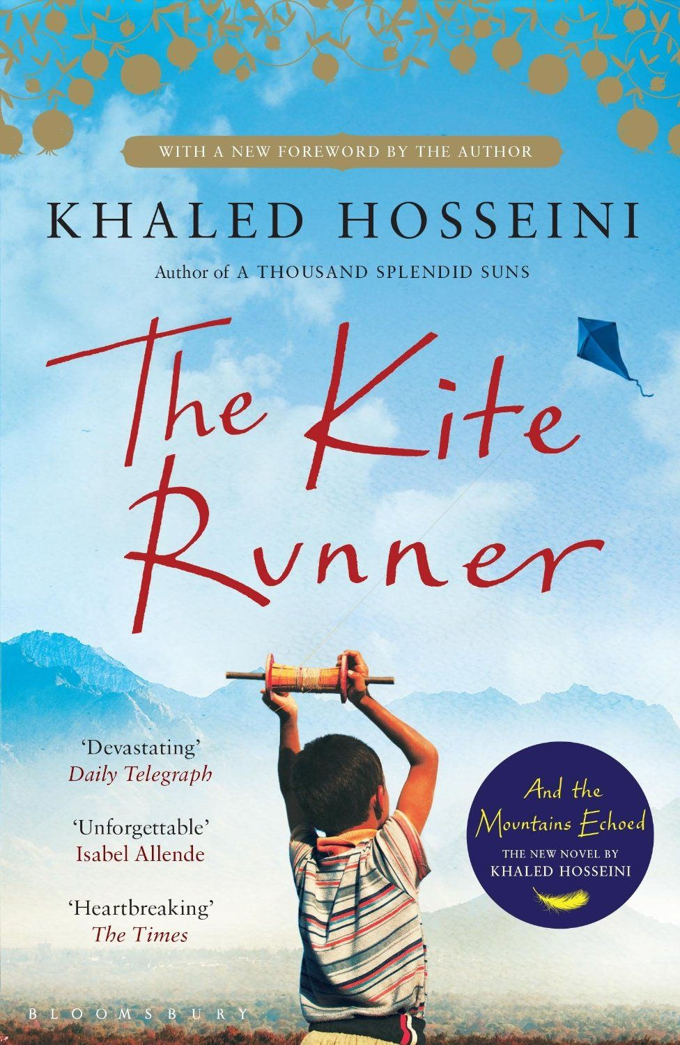 Did We Read This One The Kite Runner Ebook Khaled Hosseini