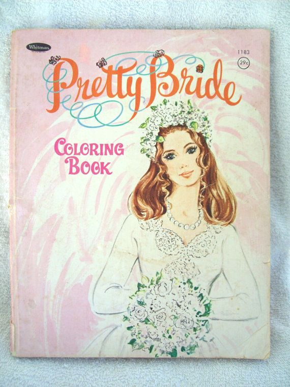 New Bride Coloring Book
