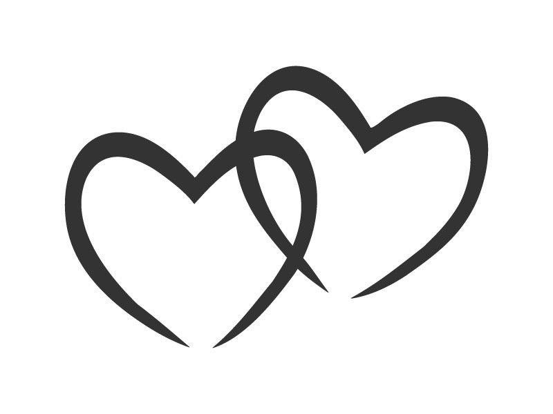 Дамира анимированные, картинки два сердца вместе карандашом