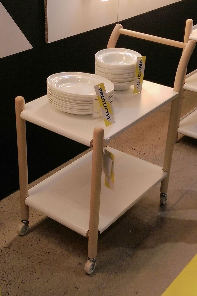 Desserte IKEA PS 2017 | Ikea wishlist | Pinterest | Ikea ps, Tiny ... | {Küchenwagen ikea 54}