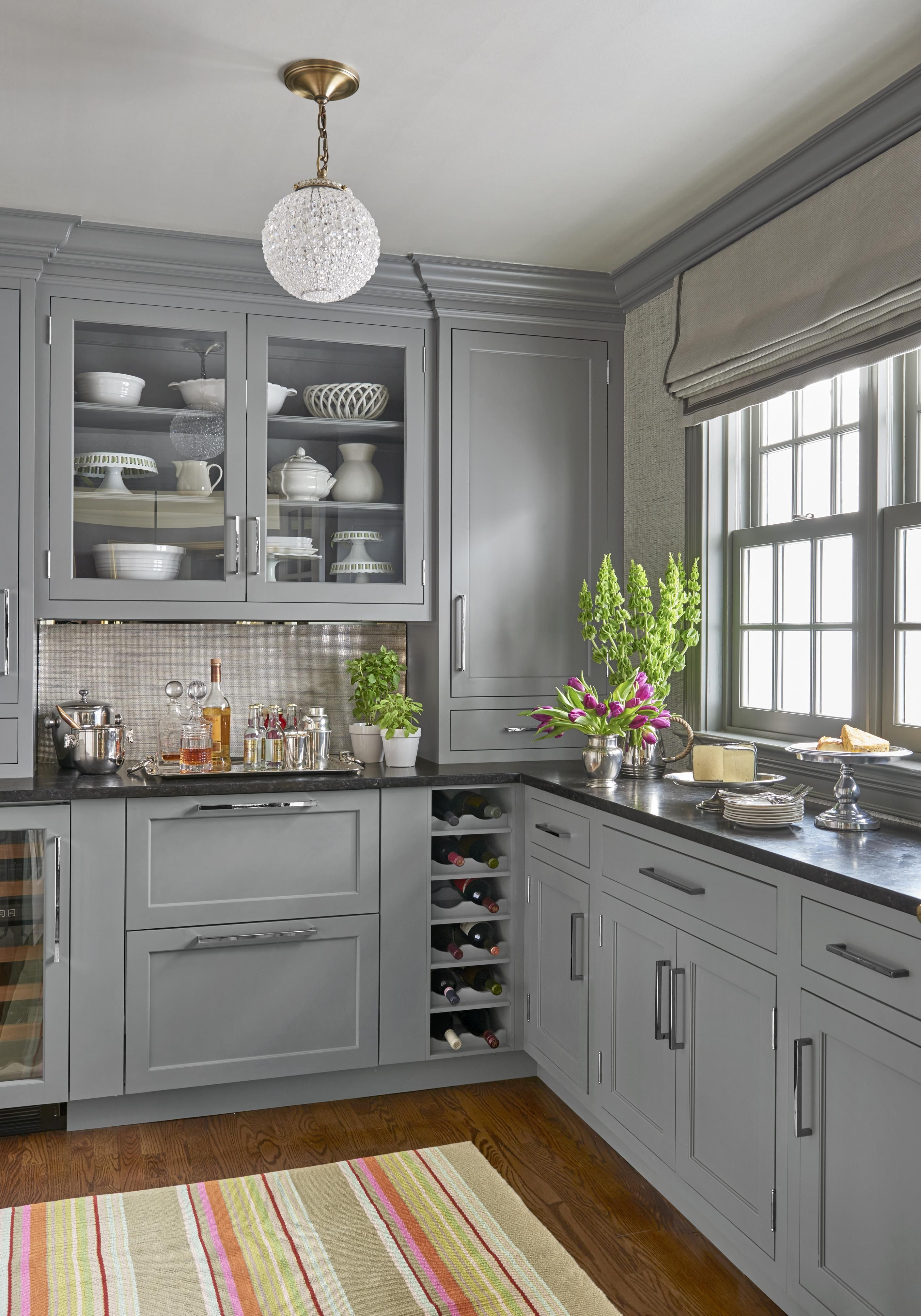 A Dated Cook Space Gives Way To A Sophisticated, Open