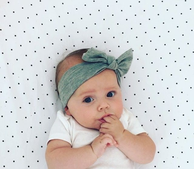 Bridal Accessories Purposeful Diy Rabbit Ear Cute Baby Girl Kid Turban Knot Headband Hair Band Head Wrap In Many Styles Clothing, Shoes & Accessories