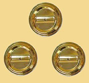 Brass Cup Casters For Furniture