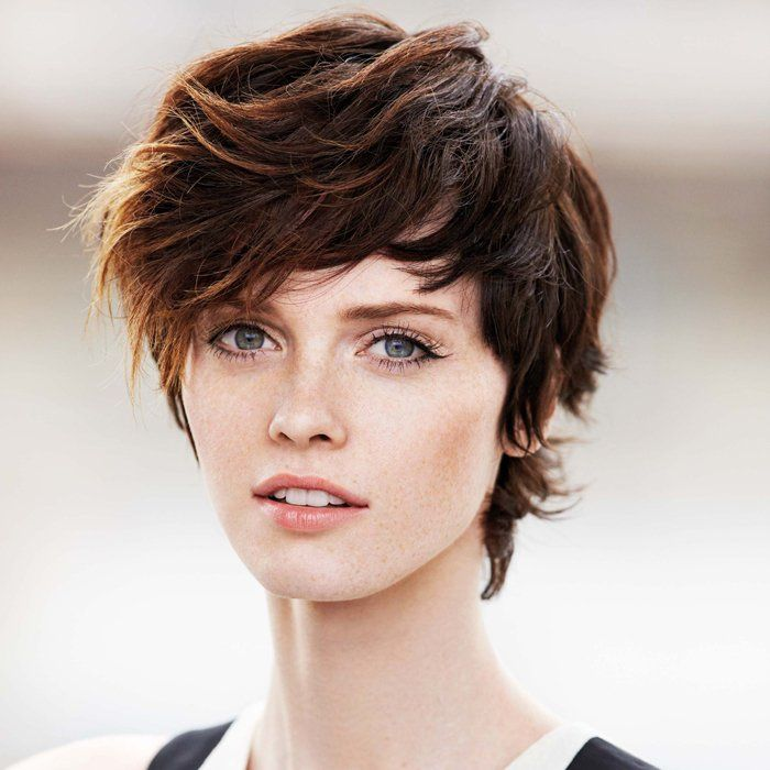 Coupe courte effilée JeanLouis David Short shag