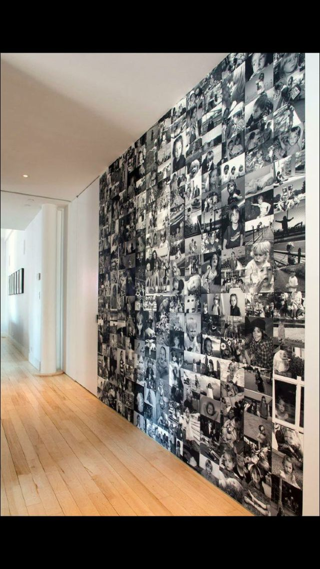 Minde væg