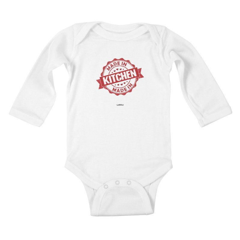 f91520ec Made in Kitchen Kids by Wibble Baby, infant, newborn, Boy and Girl ...
