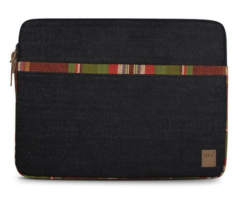 Recycled Denim & Canvas Tech Cases by Ikku Photo