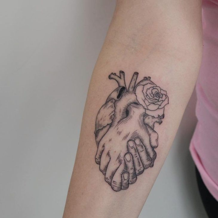 Photo of Heart Tattoos: 65 Inspirations That Will Blow You Off – angela.pinboard