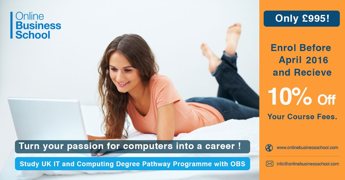Turn Your Passion For Computers Into Career With It Courses Online
