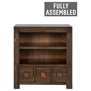Buy Jaipur Acacia 3 Drawer Bookcase At Argos Co Uk Visit Argos Co