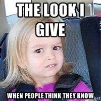 Side Eyeing Chloe Gym Humor Server Humor Humor