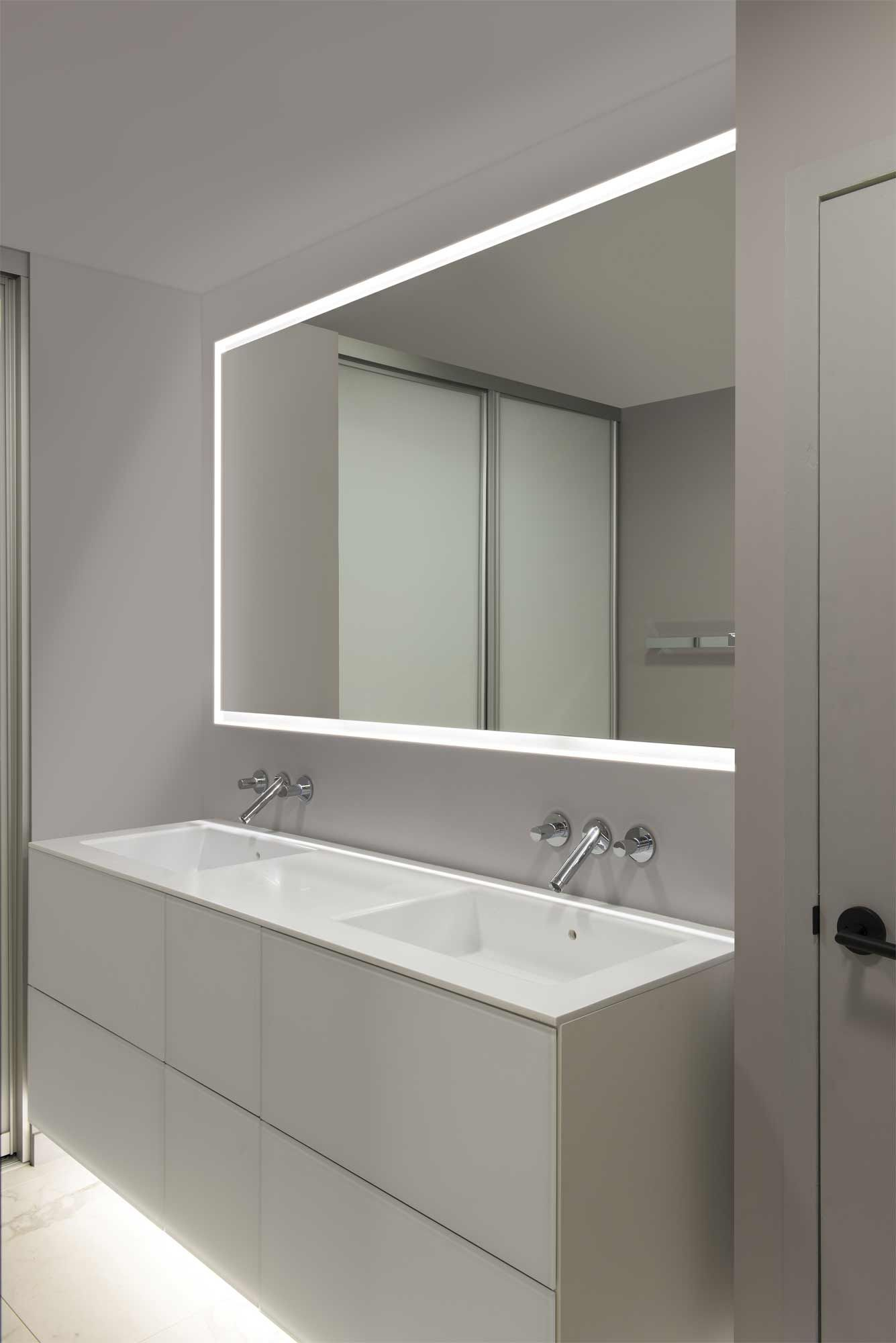 ideal bathroom vanity lighting design ideas. With Beautiful Lighted Mirrors, Bathroom Vanity Lighting, And More, You Can Create The Ideal Lighting Environment To Get Ready For Your Day Or Relax After A Design Ideas