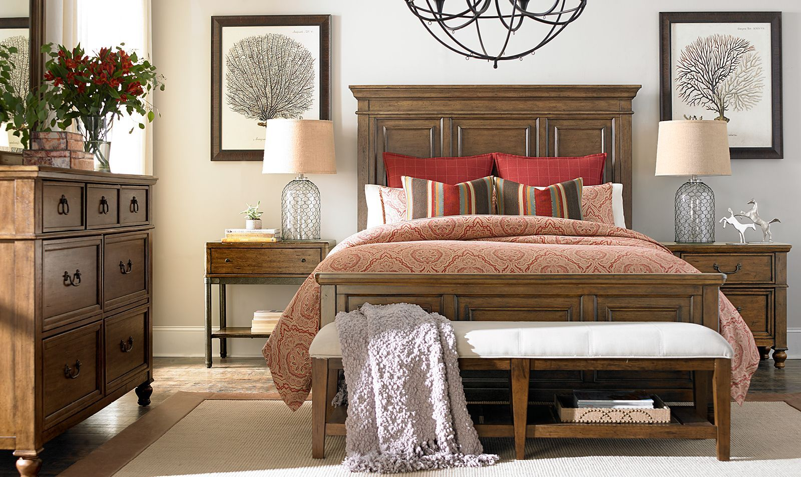 Havertys Sale Catalog Furniture, Home decor, Bed