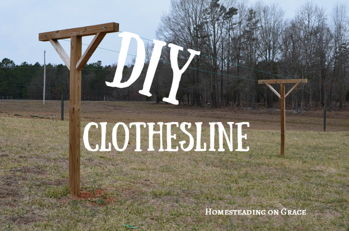 How To Build A Clothesline Glamorous Oldfashioned Friday #110  Acre Homesteads And Coffee 2018