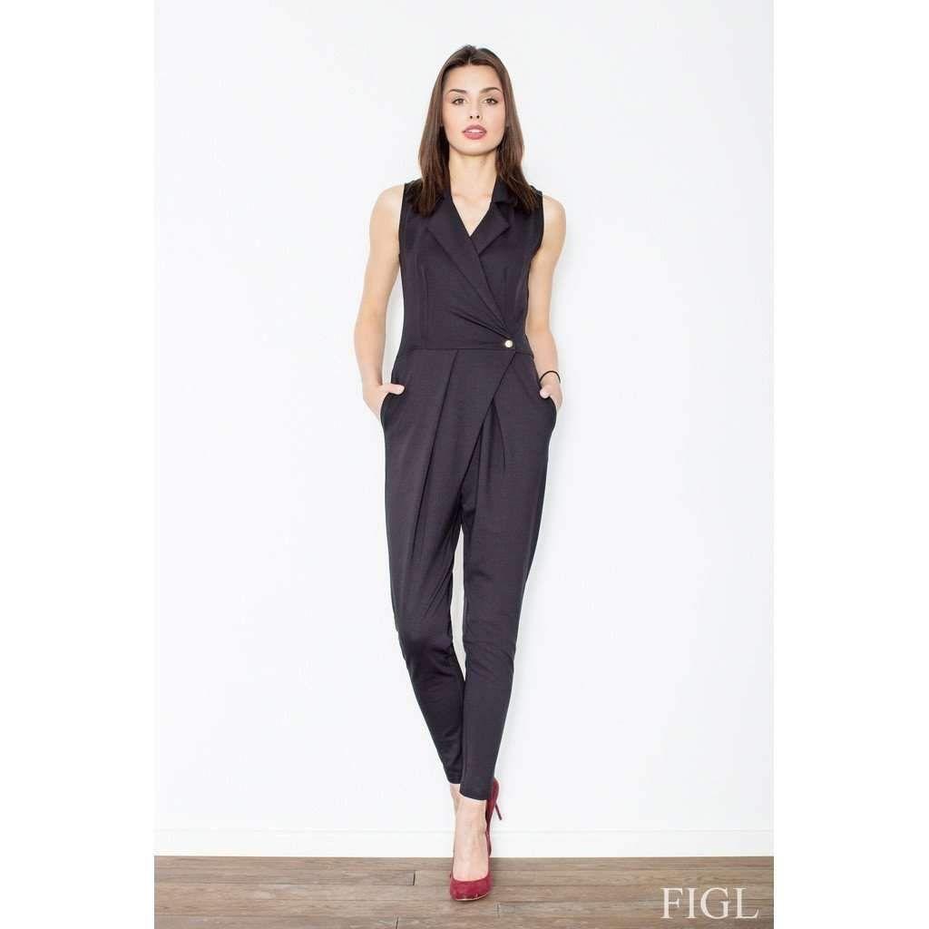e4f0a6d3e64 M433 Elegant sleeveless jumpsuit