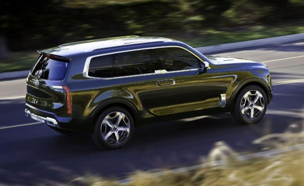 2020 Kia Telluride Exterior Date Kia Telluride Fuel Economy