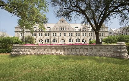 Tulane University Is A Private Institution That Was Founded In