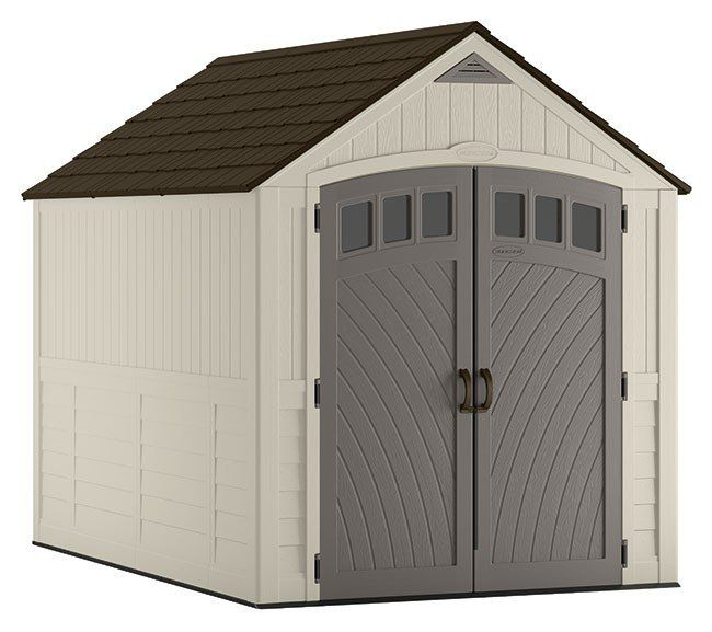 D Plastic Storage Shed | Products | Pinterest | Plastic Storage And Products