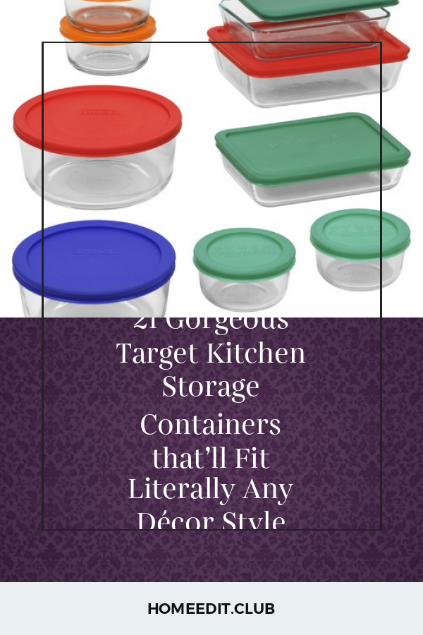 Kitchen Storage Containers That Ll Fit
