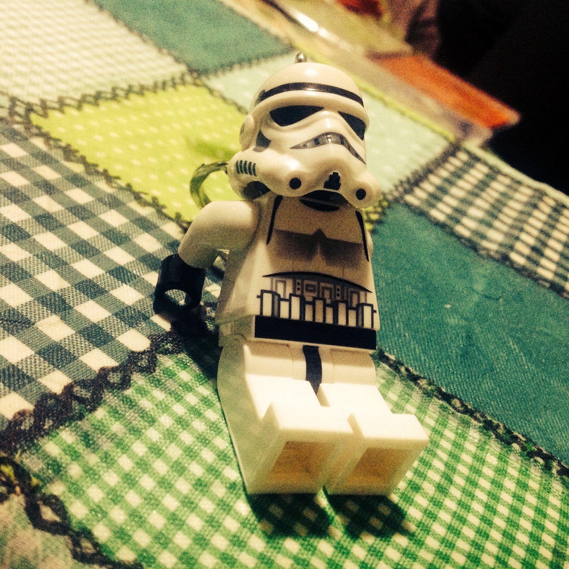 #stormtrooperRecife