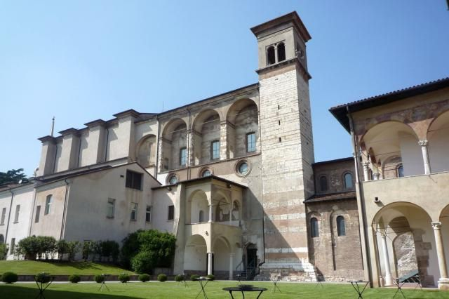 Santa Giulia City Museum, Brescia, Italy, covers 3000 years of history and includes Roman ruins, Medieval and Renaissance Churches, and Monasteries.