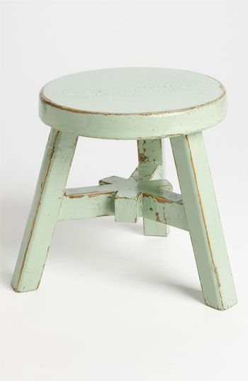 Royola Pacific Designs Small Decorative Wood Stool Available At #Nordstrom
