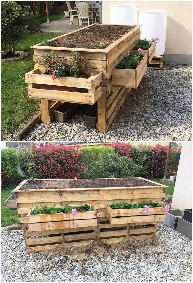 Cool and Creative DIY Ideas Out of Wood Pallets (With ...