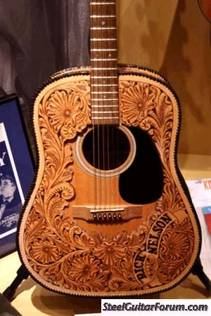 Beautiful Acoustic Guitars