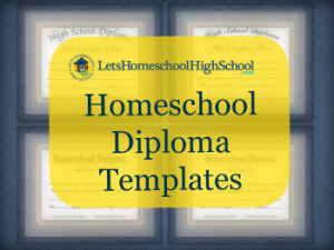free printable high school diploma