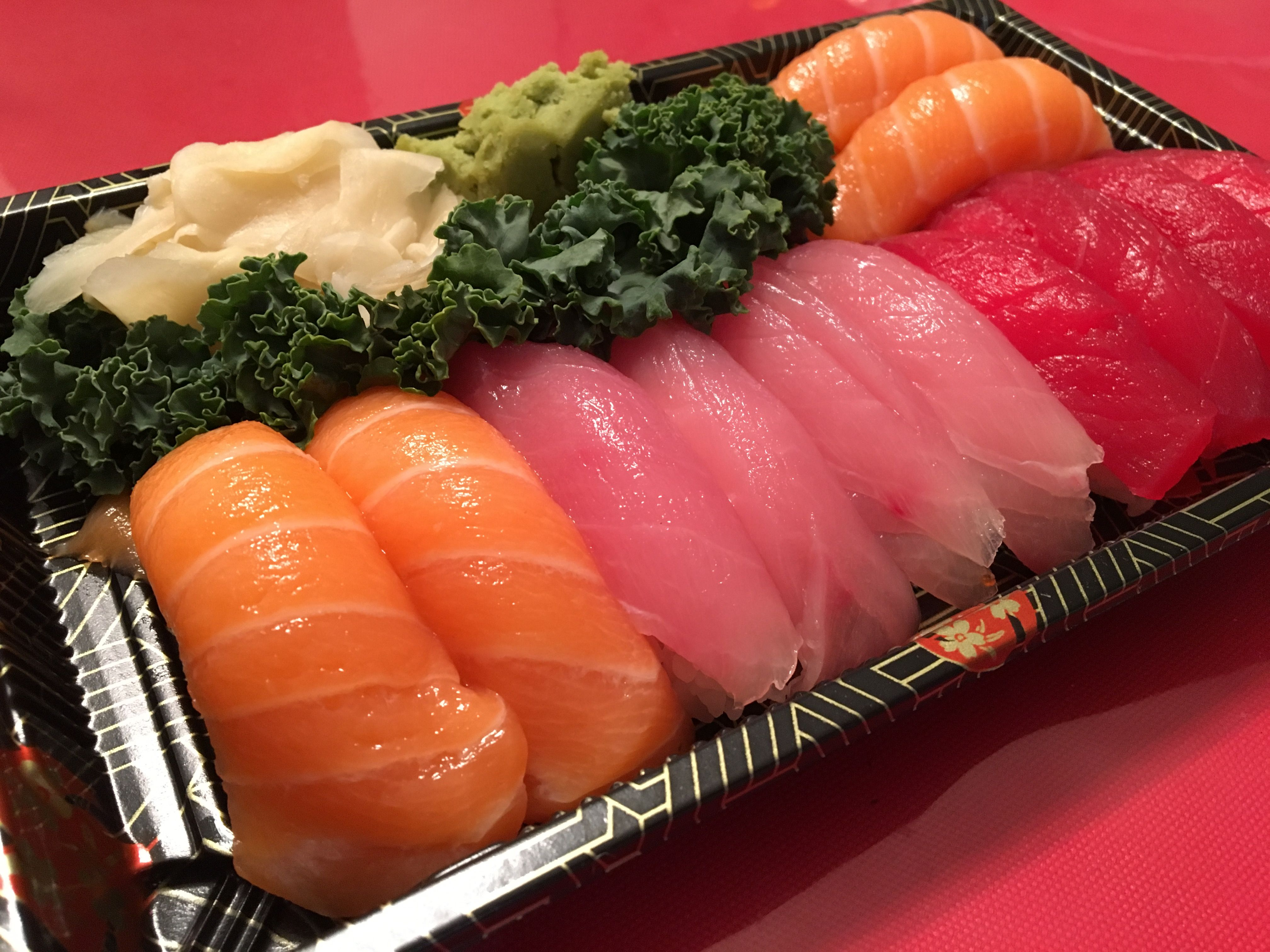 takeout nigiri for my 20th birthday sarasota fl sushi food