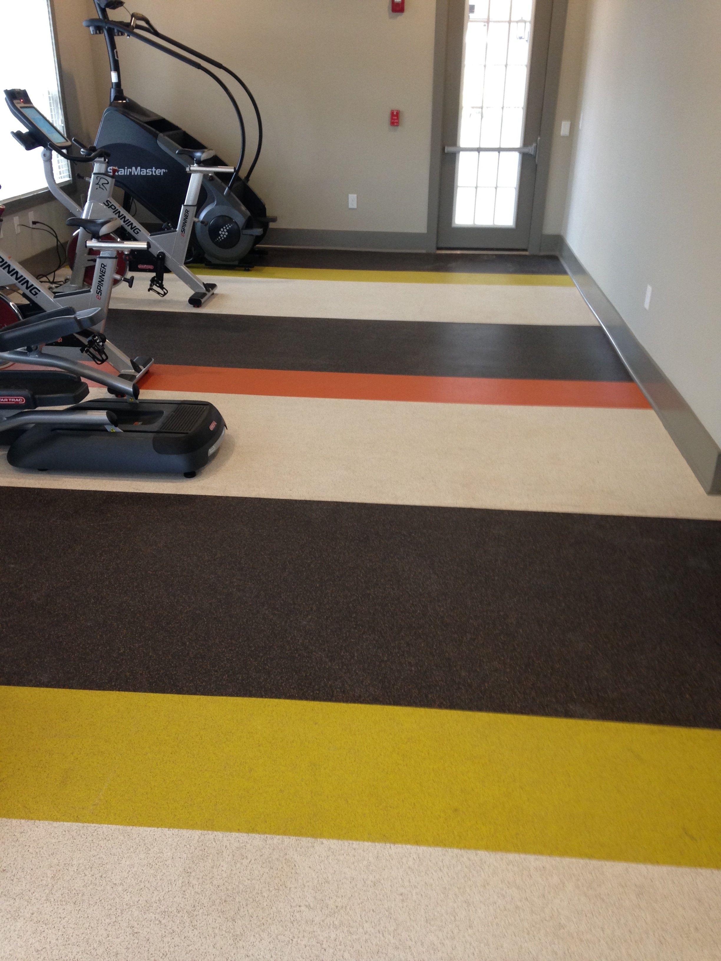 Cork & Rubber Flooring Available At Wwwtrinitysurfacescom #Gym Flooring #
