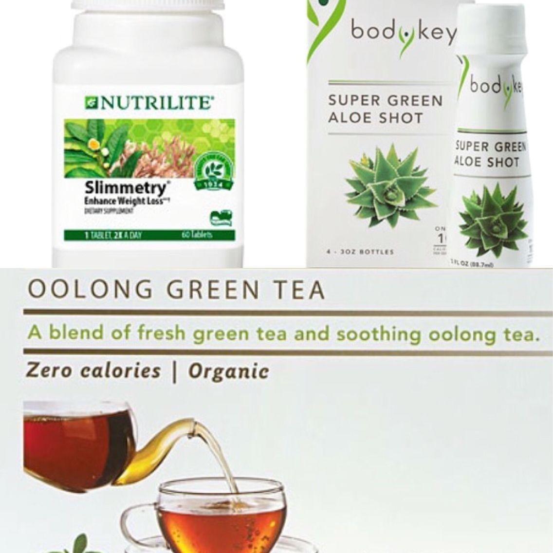 amway slimming tea