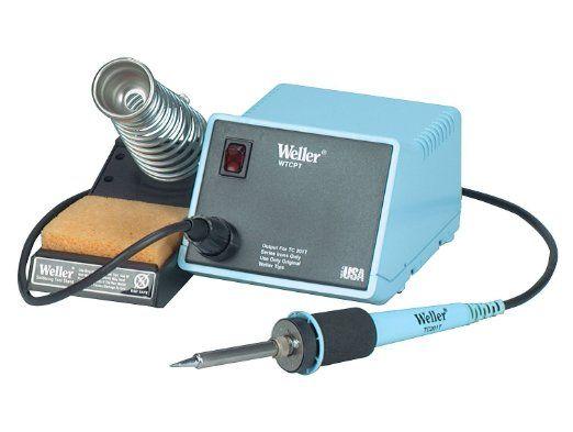 Weller Wtcpt 60 Watts 120v Temperature Controlled Soldering Station Amazon Com 140 00 Weller Temperature Control Soldering