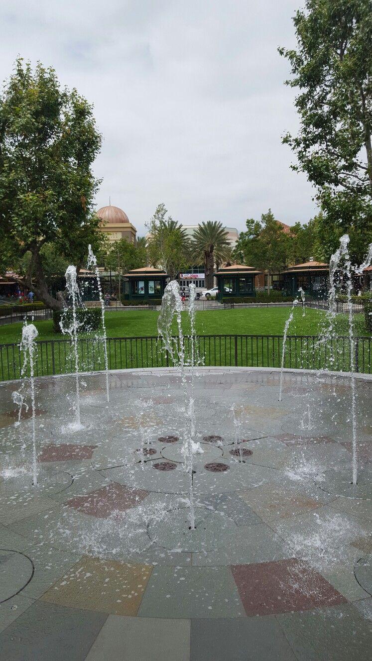 Victoria Gardens Mall California 2