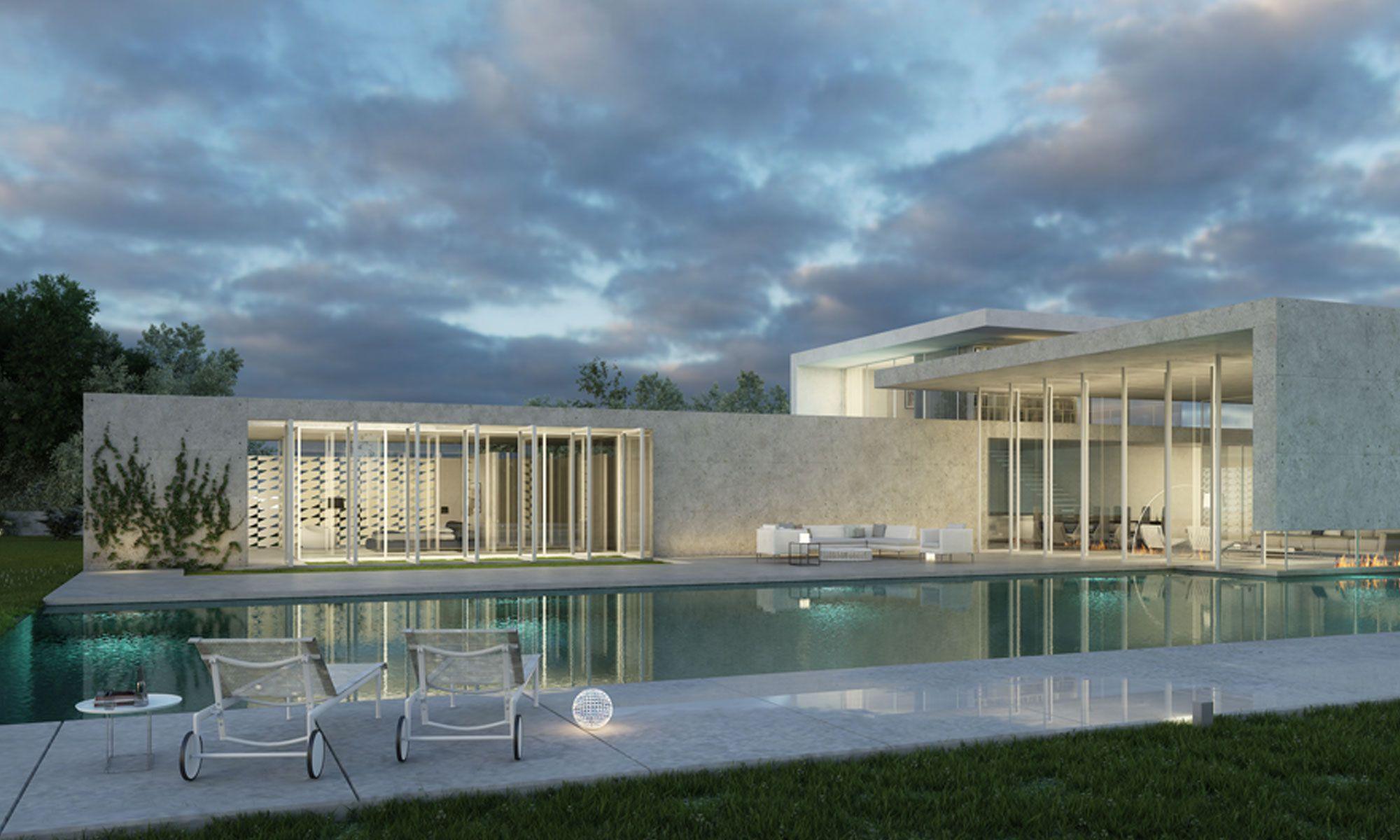 Kfar shmaryahu house 2 pitsou kedem architektur