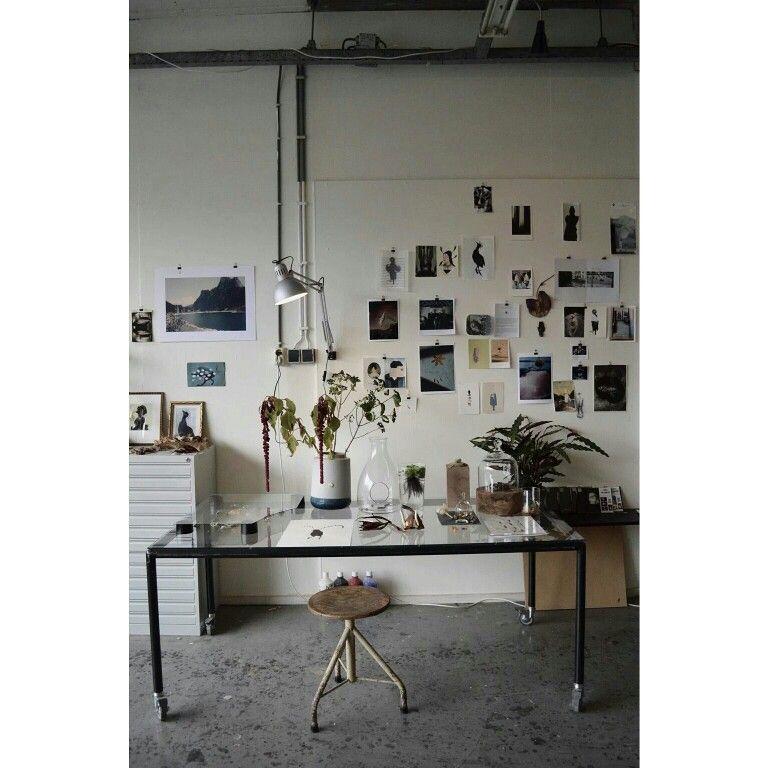 Interior studio artist Saskia Overzee