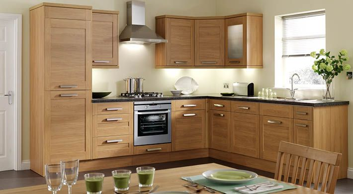 The Haywood Kitchen Range. The perfect blend of chic styling with a warm  and welcoming character.