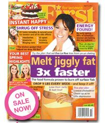 Filled with nutritional information and easy healthy recipes... For V