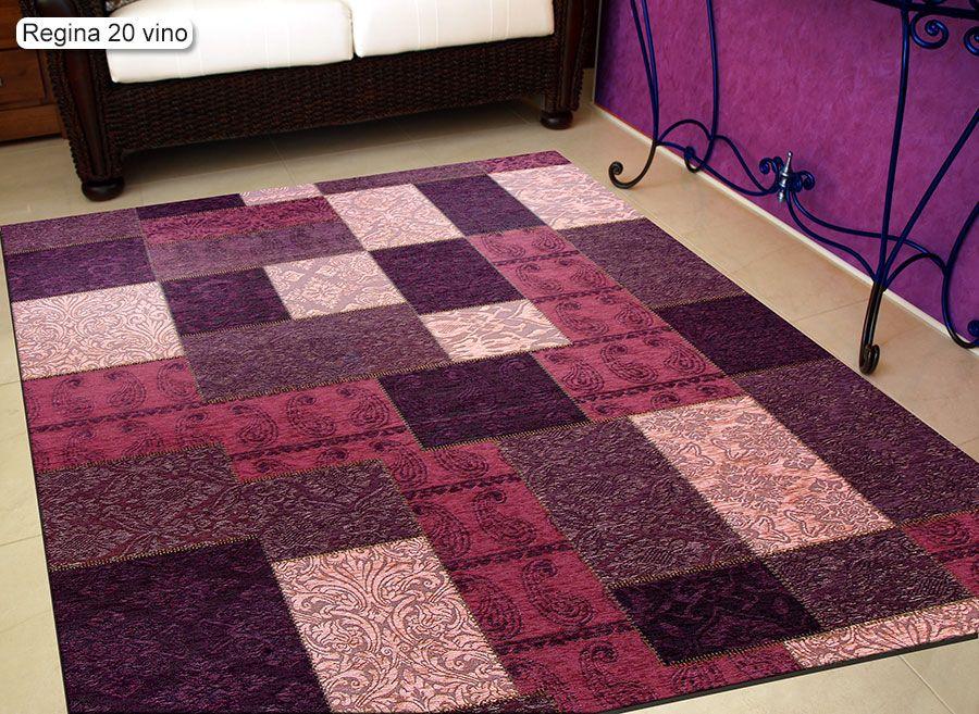 Alfombra regina 20 sualsa alfombra suave de pelo corto - Alfombras suaves ...