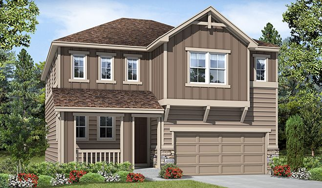 New Homes in the Denver Metro area