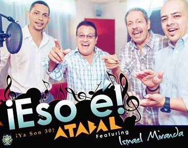 Puerto Rican group Atabal are celebrating 30 years together.