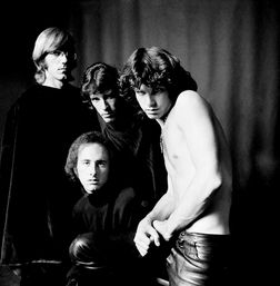 The Doors - music to trip on any time, any day <3 <3 <3